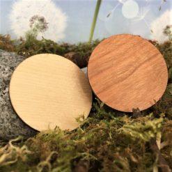 magnets bois 100% personnalisables vue d'ensemble