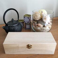 boite à thé personnalisable