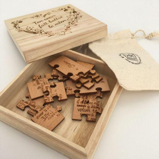 la boite puzzle des amoureux vue d'ensemble